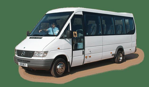 оформление переоборудования микроавтобусов